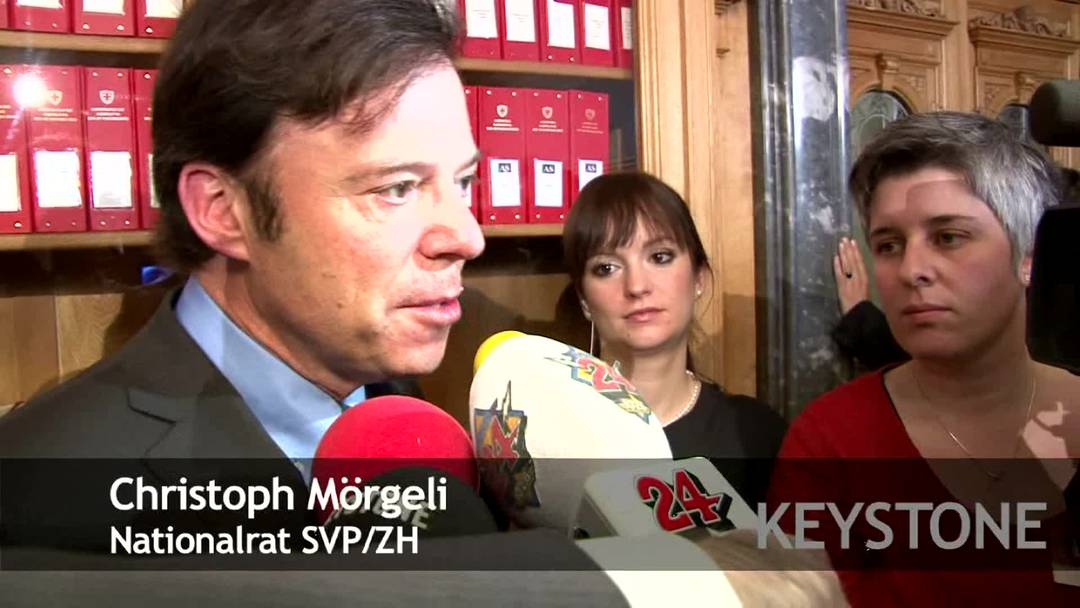 Christoph Moergeli: «Die Konkordanz wird heute beerdigt»