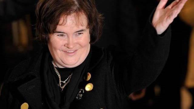 Susan Boyle will nicht mit einem protzigen Auto angeben