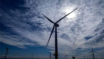 Die Risiken im neuen Energiemarkt haben sich erhöht – ein Offshore-Windpark in der Ostsee.DPA/Keystone