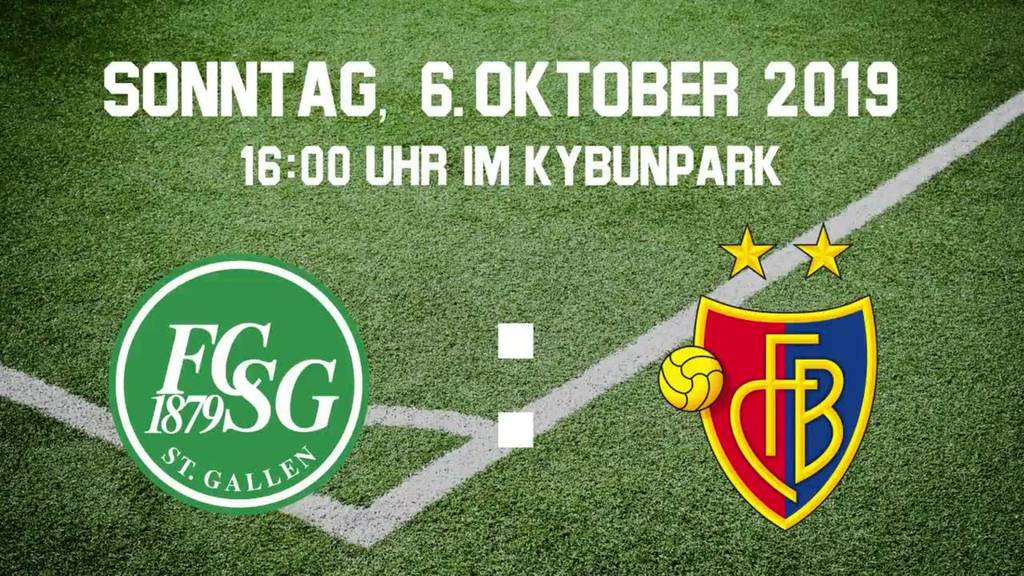 Teilnahmebedingungen FC St.Gallen 1879 - FC Basel