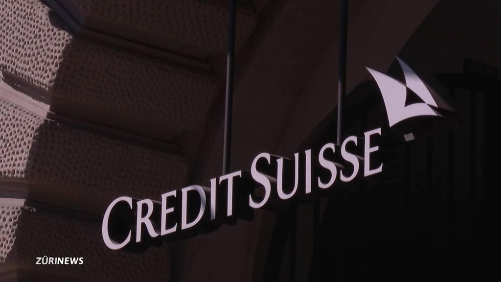 Credit Suisse macht Duzis mit Kunden