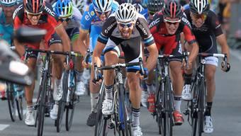 Geschke gewinnt den GP Gippingen - Cancellara gibt auf