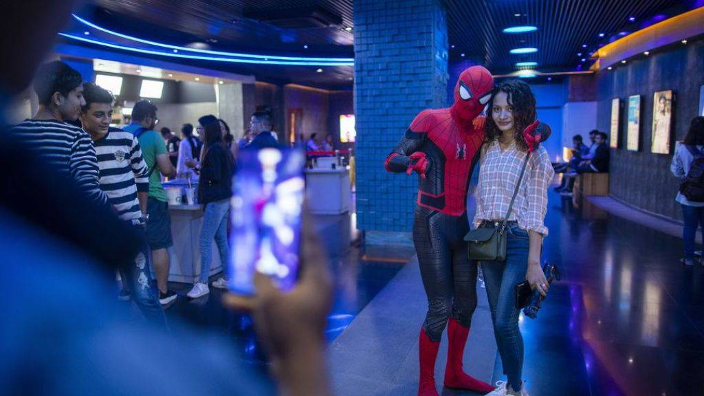 «Spider-Man» hält Spitze vor «Secret Life Of Pets»