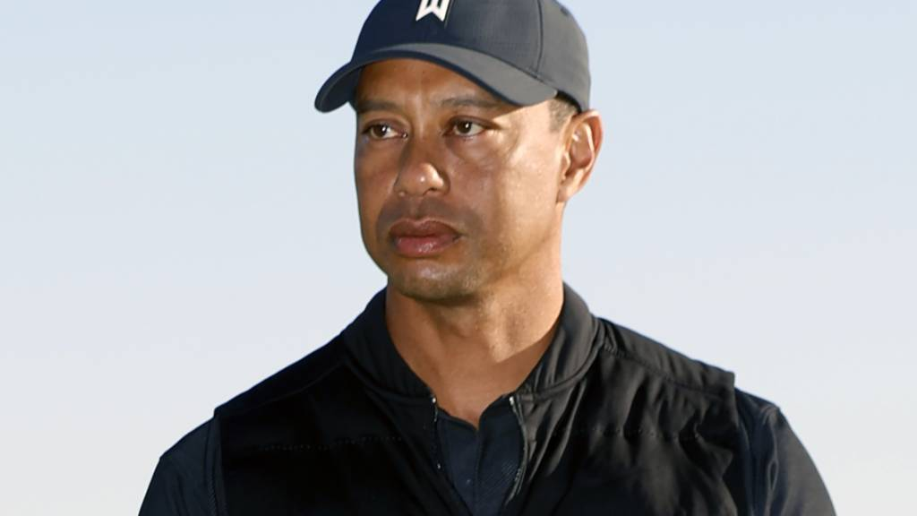Golf-Star Tiger Woods nach Autounfall im Spital