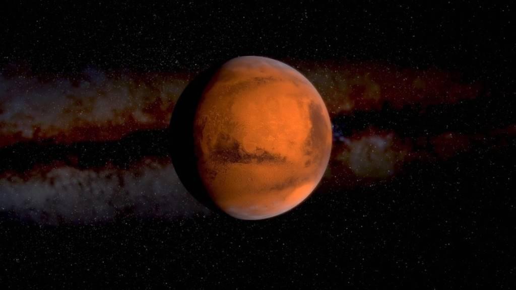 Augen auf! So gut wie übernächste Woche wird der Mars lange nicht mehr zu sehen sein.