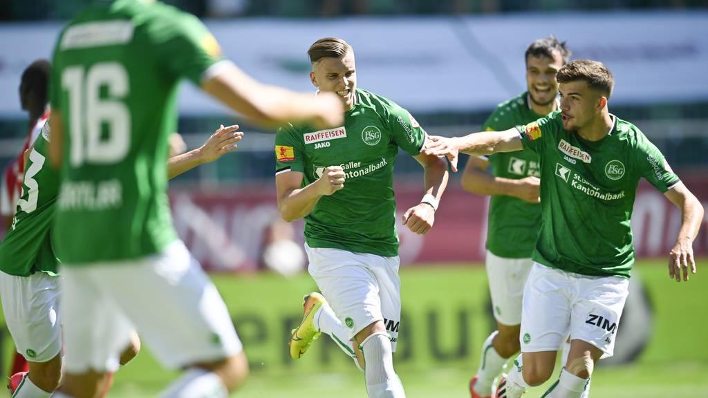 Der FC St.Gallen muss zum Siegen zurückkehren