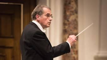 Urs Joseph Flury leitete das Solothurner Kammerorchester. (Archiv)