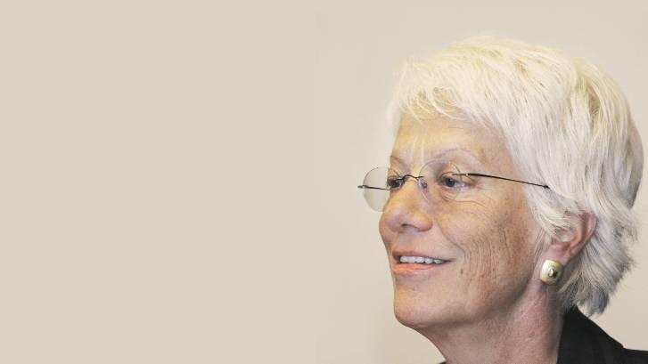 «Da muss etwas Ausserordentliches geschehen sein», sagt Carla Del Ponte zum Fall Holenweger.  Key