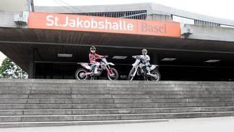 Die Night of the Jumps in der St. Jakobshalle