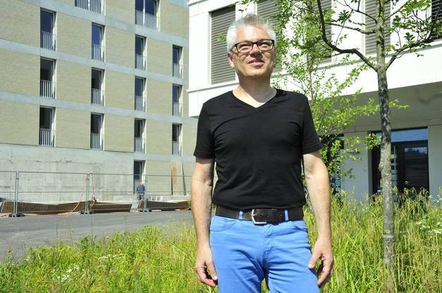 Oliver Krähenbühl: «Bei Grossüberbauungen müsste die Gemeinde schauen, dass sie noch mehr Einfluss nehmen kann.»