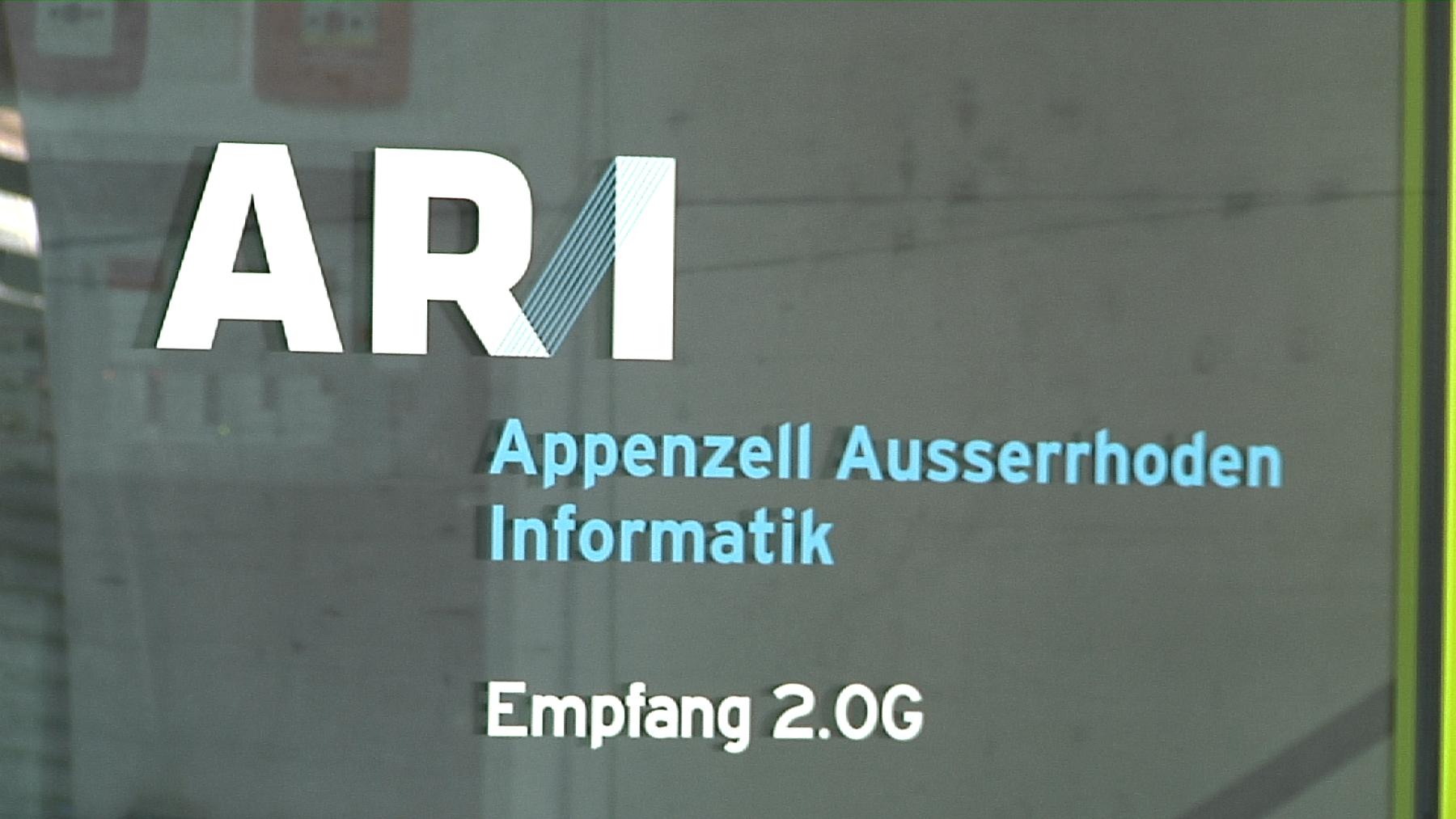 Appenzell Ausserrhoden Informatik.