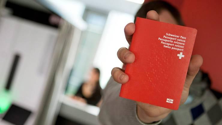 Wer den Schweizer Pass will, muss im Kanton Solothurn Deutschkentnisse auf dem Niveau B1 besitzen.