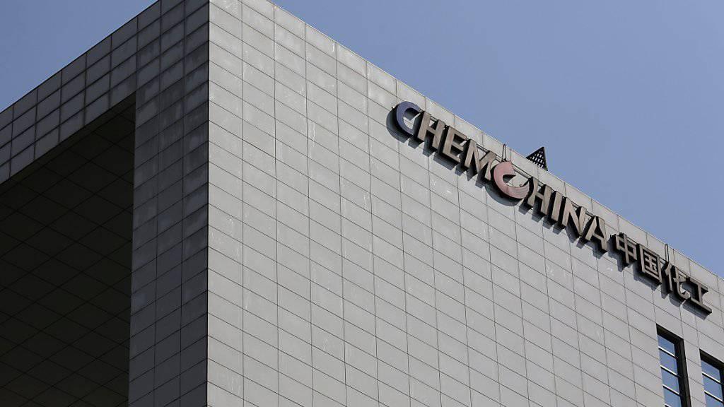 Der chinesische Staatskonzern Chem China will die Schweizerische Syngenta übernehmen und trägt damit mit 43 Milliarden Dollar zum Fusionsrekord bei. (Archiv)