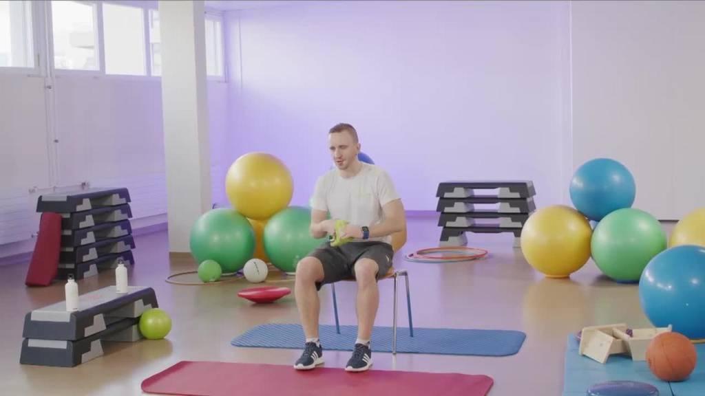«Gymnastik im Wohnzimmer» vom 17. Mai 2021