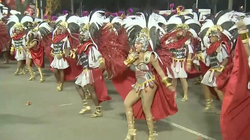 Rio de Janeiro streicht Karneval 2021