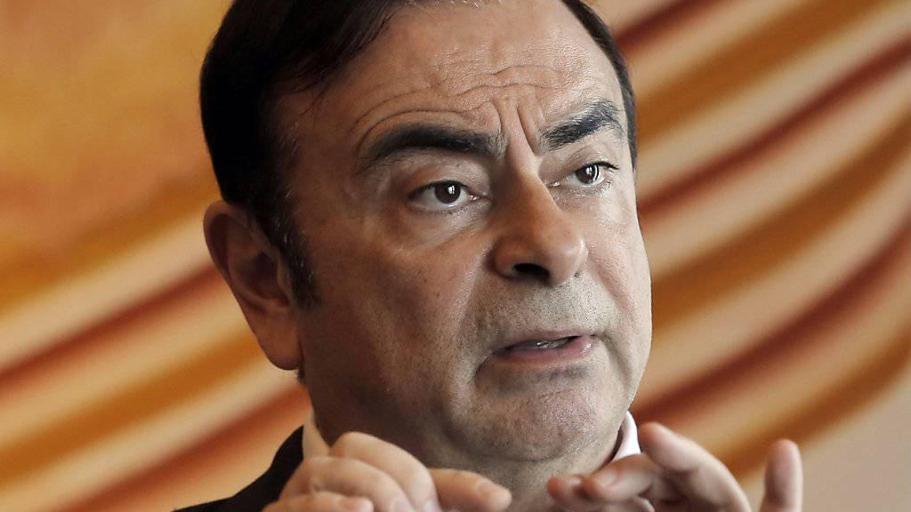 Der in Japan inhaftierte Automanager Carlos Ghosn dürfte nun auch beim französischen Renault-Konzern entmachtet werden. (Archivbild)