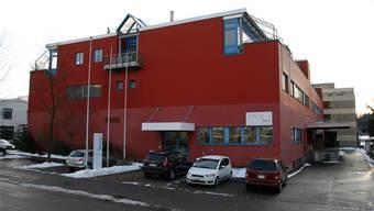 Der Standort der buag in Dättwil wird mittelfristig aufgehoben.dvi