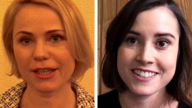 Pro und Contra «No Billag»: Laura Zimmermann gegen Natalie Rickli im Interview-Duell