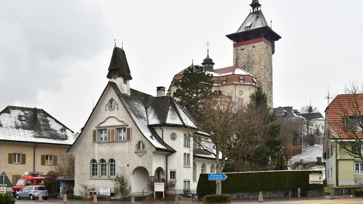 Das Gebäude an der Hauptstrasse 36 diente der Evangelisch-Methodistische Kirche als Kapelle.