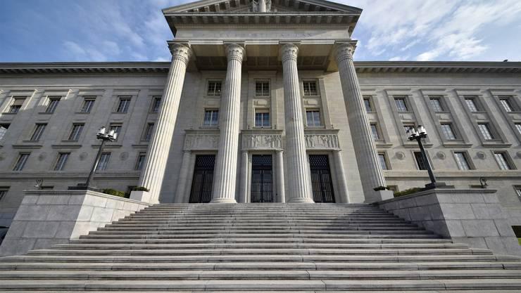 Bundesgericht in Lausanne: Das Präsidium steht in der Kritik.