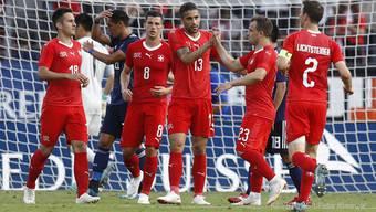 Die Schweizer Nationalmannschaft reist mit einem guten Gefühl nach Russland.