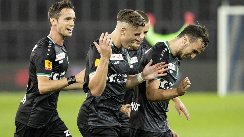 FC St.Gallen: Es hat auch Vorteile, nicht Meister zu werden
