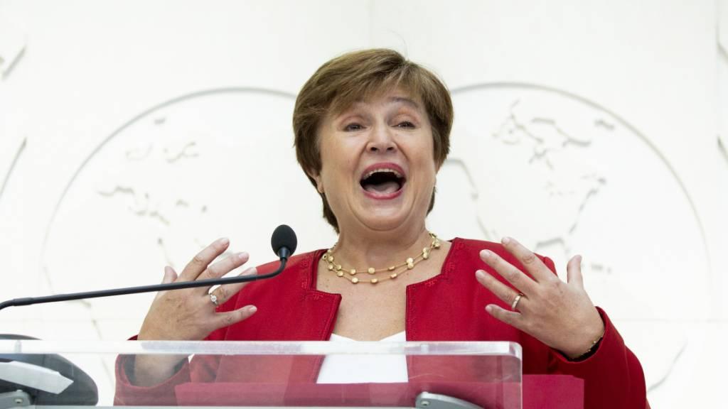 Bulgarische Wirtschaftsexpertin als IWF-Chefin bestätigt