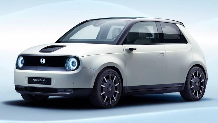 Honda e-Concept