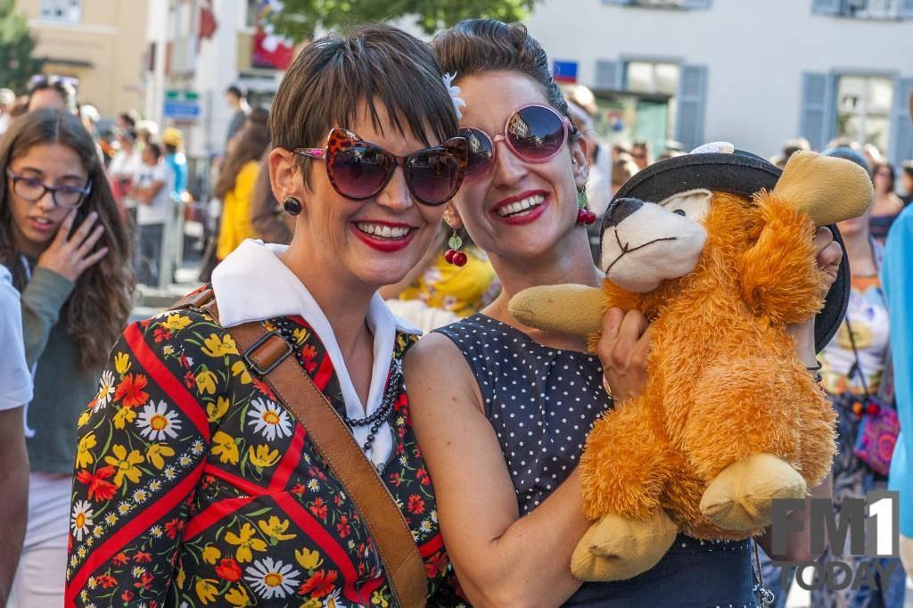 Schlagerparade in Chur (© Kevin Suter)