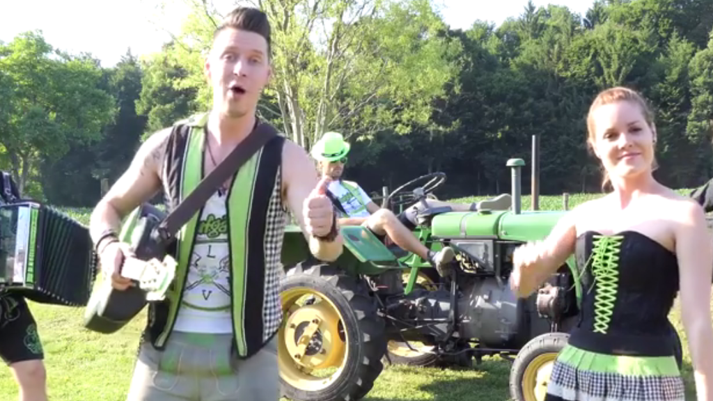 Sommerhit Despacito im «Traktor-Remix»