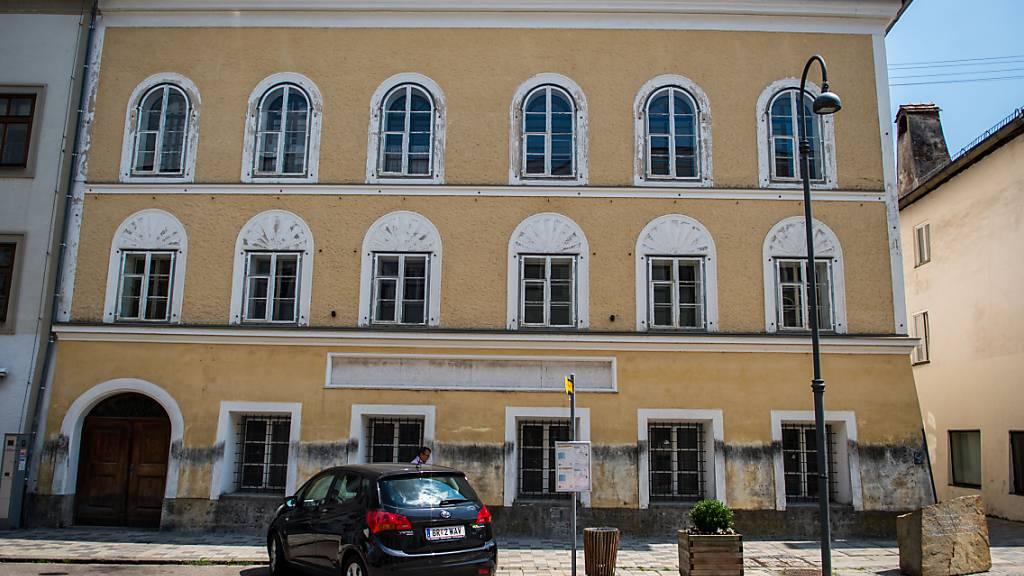 Unauffällig und schlicht: Hitlers Geburtshaus wird zur Polizeistation