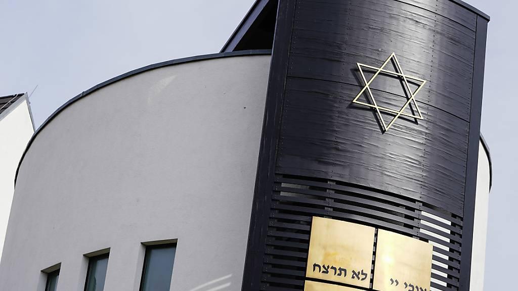 Die Synagoge «Beith Shalom» in Speyer. Die Unesco hat das jüdische Kulturgut in den sogenannten Schum-Stätten Mainz, Worms und Speyer als neues Welterbe ausgezeichnet. Auch der Niedergermanische Limes als Teil der Grenze des antiken Römischen Reiches wurde erhielt diese Auszeichnung. Foto: Uwe Anspach/dpa