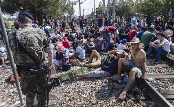 Um die Krise zu bewältigen, müsse die Grenzregion besser kontrolliert werden, unter anderem durch den Einsatz des Militärs.