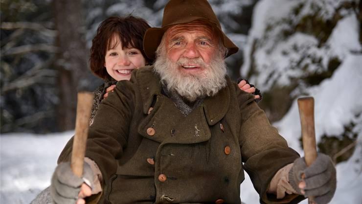 «Heidi» hat Tausende in die Kinos gelockt.