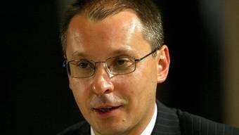Der gewählte SPE-Chef Sergei Stanischew (Archiv)
