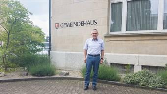 Gemeindeschreiber Heinz Gloor wird pensioniert.
