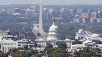 Blick auf Washington, wo der Unfall im Herbst 2011 geschah (Archiv)