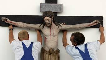 Der «Humanist Jesus von Nazareth» ist laut Josef Hochstrasser «eine starke Trumpfkarte» für die Christenheit.