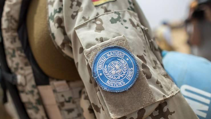 In Gao befindet sich einer der wichtigsten UNO-Stützpunkte Malis. Die Stadt wird von französischen, malischen und UNO-Soldaten gesichert, darunter von der deutschen Bundeswehr. (Archivbild)