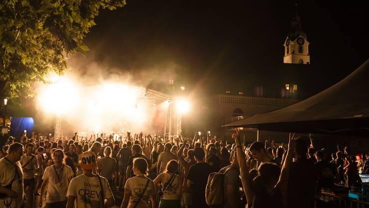OltenAir 2019: Die Organisatoren erwarten an die 1000 Festbesucher.