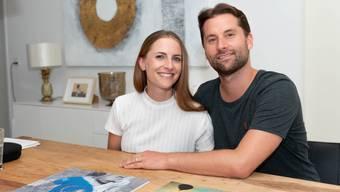 «Ihr Einsatz war unglaublich», sagt Roman Leiser heute über seine Frau Livia.