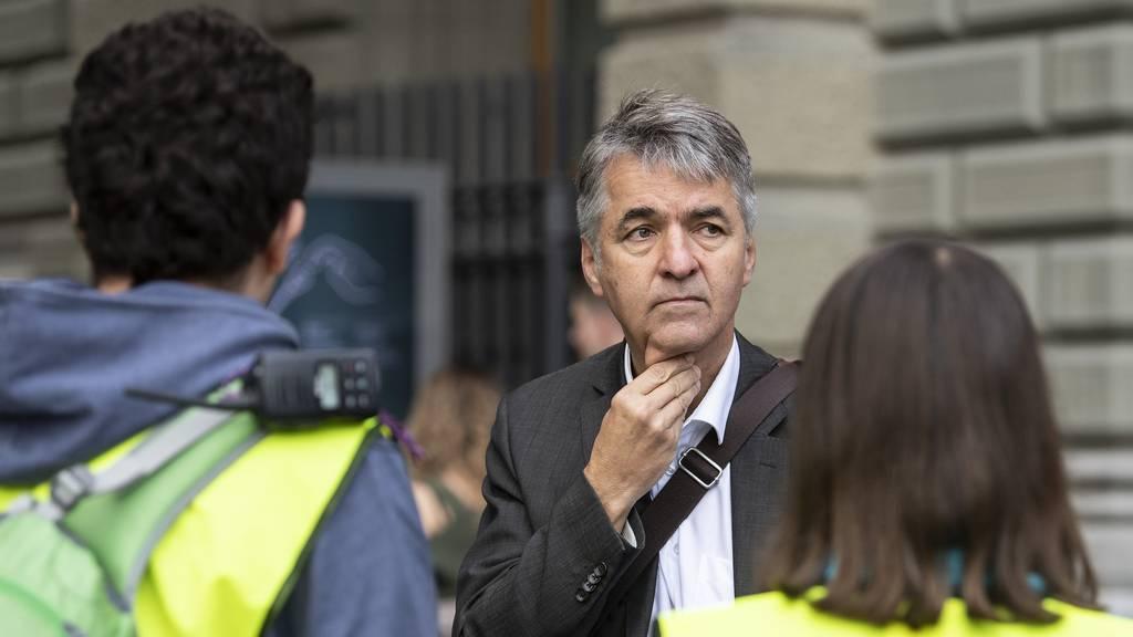 Anzeige gegen Berner Stapi von Graffenried abgewiesen