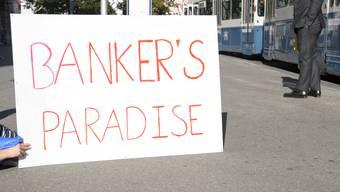 Trotz Zugeständnissen bleibt die Schweiz ein Nachzügler, wenn es um Transparenz auf dem Finanzplatz geht.