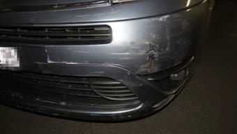 Suhr: Lernfahrer nach Verkehrsunfall geflüchtet