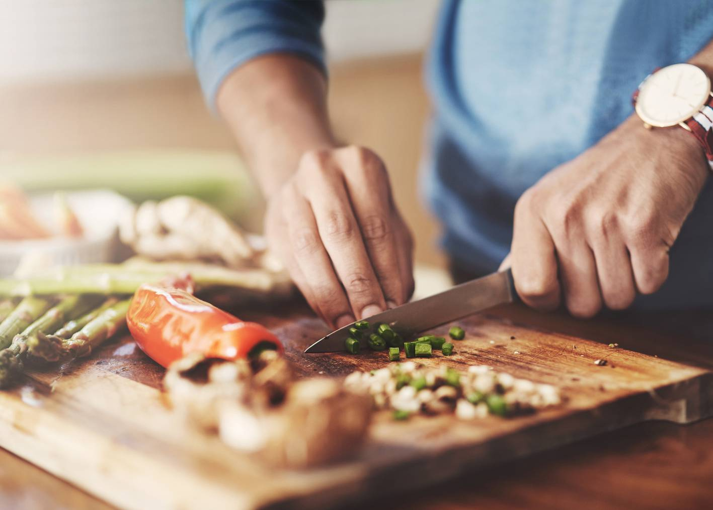 Das Wochenende ist die perfekte Zeit für ein Kochexperiment.