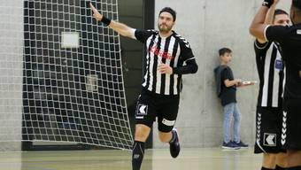 Rares Jurca gelangen zwar 12 Treffer, zum Sieg reichte es trotzdem nicht.