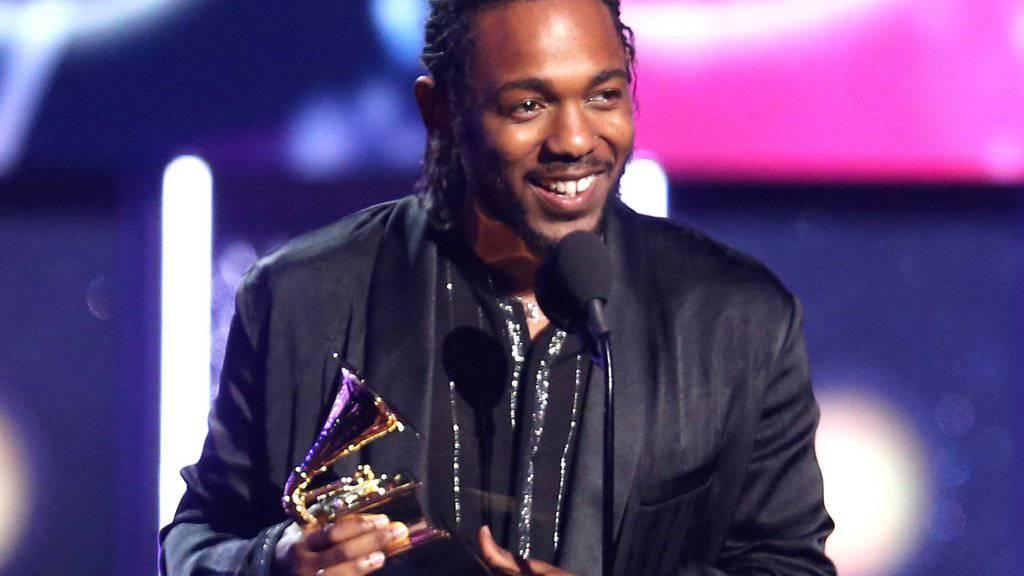 Pulitzer-Preisträger Kendrick Lamar kommt ans Zürich Openair
