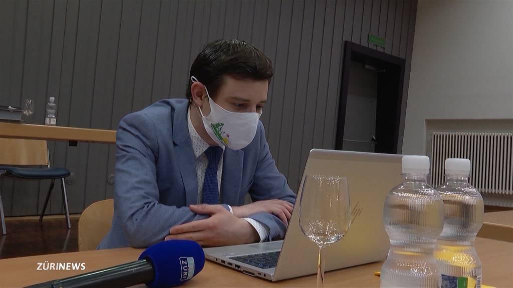 Albisgüetli-Tagung der SVP online statt im Schützenhaus
