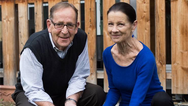 Der ehemalige Bezirkstierarzt Josef Zihlmann verabschiedet sich von seiner Kleintierpraxis. Gemeinsam mit seiner Frau Silvia war er Limmattaler des Jahres 2014.