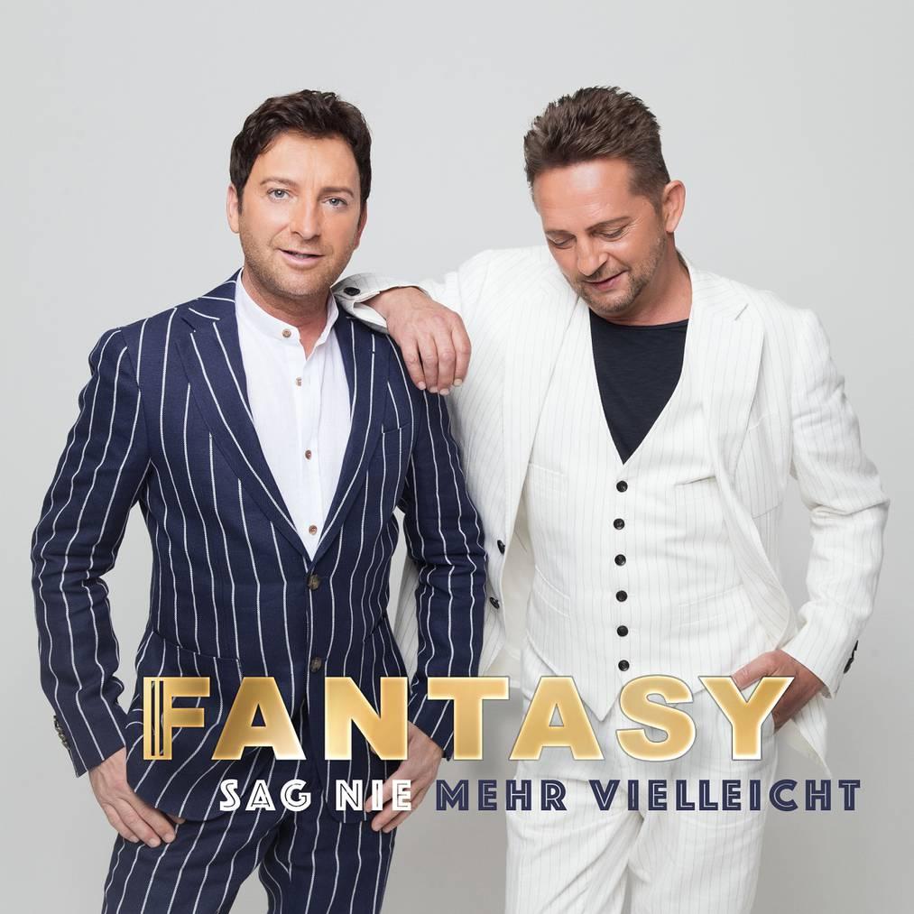 Platz 16 - Fantasy - Sag nie mehr vielleicht